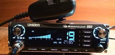 Uniden CB radio manufacturers