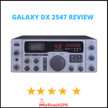 Galaxy DX 2547 review