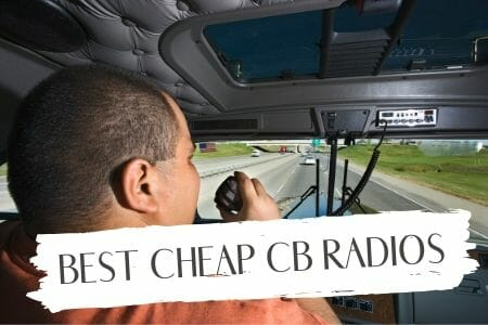 best cheap CB radios to buy