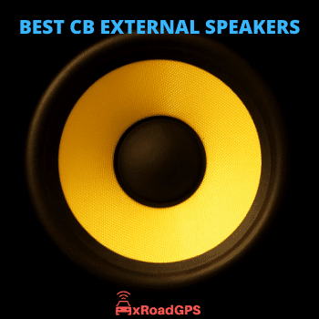best CB external speaker reviews