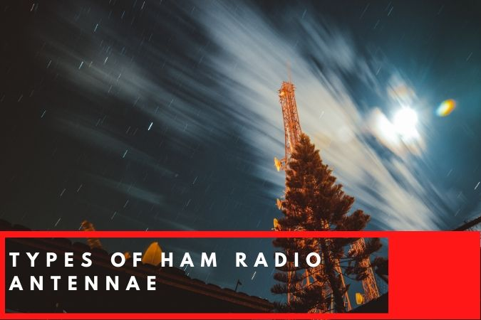 ham radio antenna types