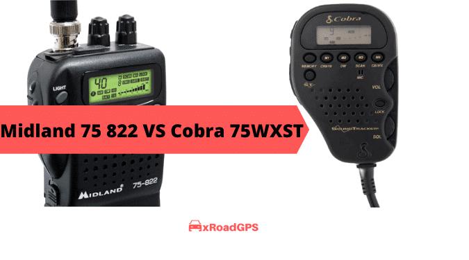 Cobra 75 WX ST vs Midland 75-822