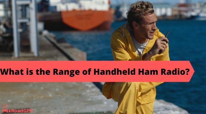 handheld ham radio range