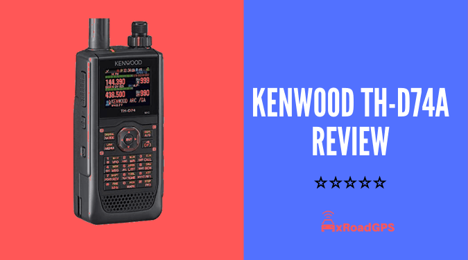 kenwood th-d74a review