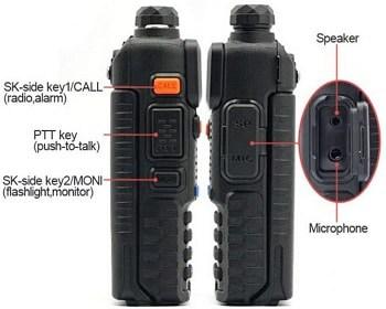 baofeng uv5-r radios