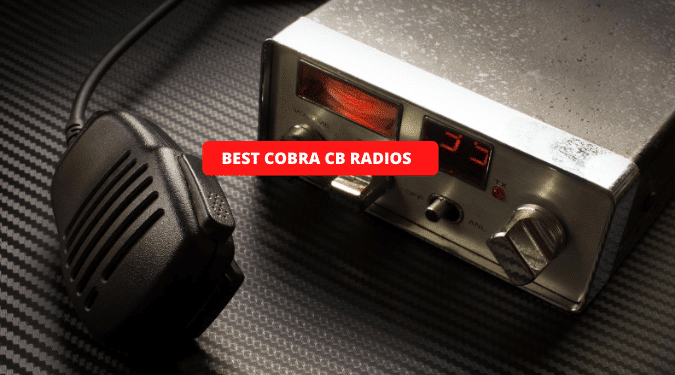 best Cobra CB radio you can buy