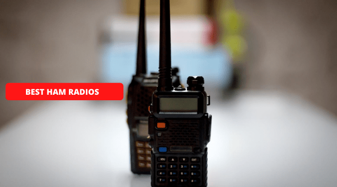best ham radio transceivers