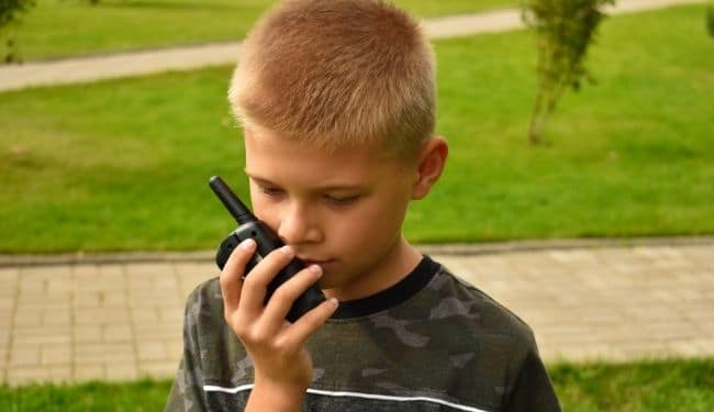best kid walkie talkies