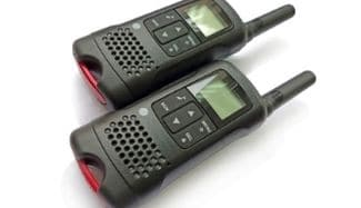 buying guide to walkie talkies which are waterproof and water resistant